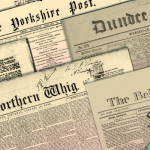 Access Hundreds Of Historic Newspapers From All Over Britain and Ireland