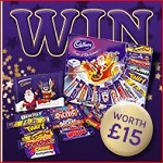 Win 1 Of 10 Giant Selection Boxes