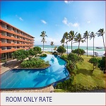 Enjoy The Cinnamon Experience With Room Only Rate