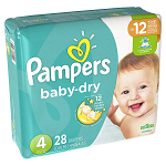 Up To 15% Off On Selected Pampers