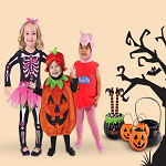 Halloween Costumes Starting From AED 50