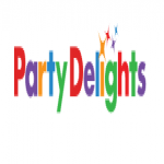 Party Delights Coupon & Promo Codes