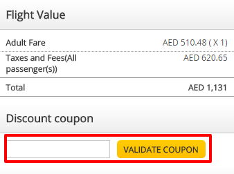 Apply Travelwings Coupon Code