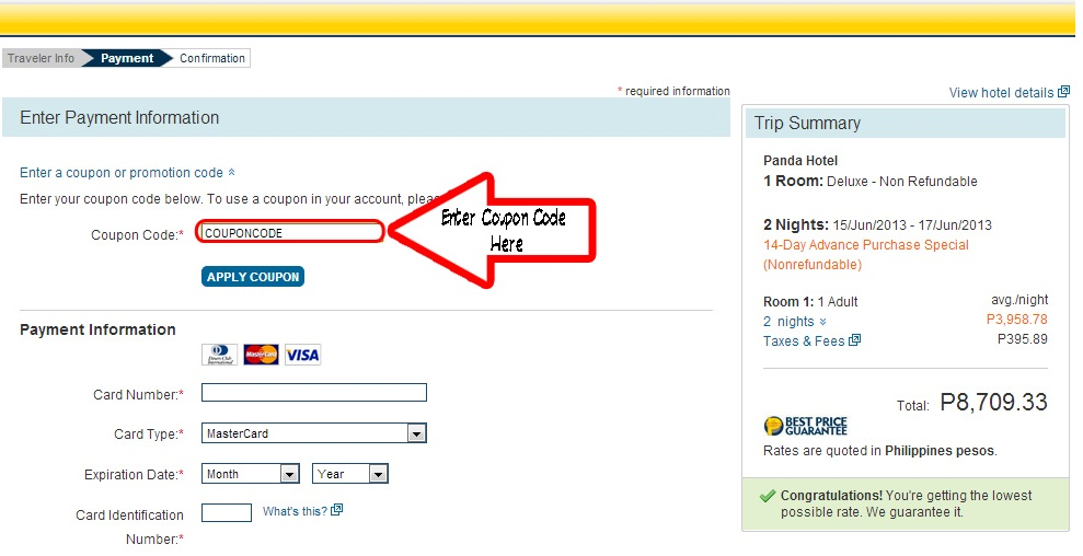 Use SkyScanner Coupon Code