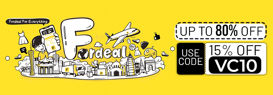 Fordeal Coupon & Promo Codes