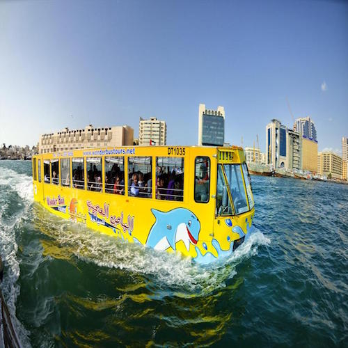 Wonder Bus Tickets From AED 170